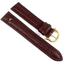 Maurice Lacroix ML-21727-18G - Correa para reloj, piel, color marrón