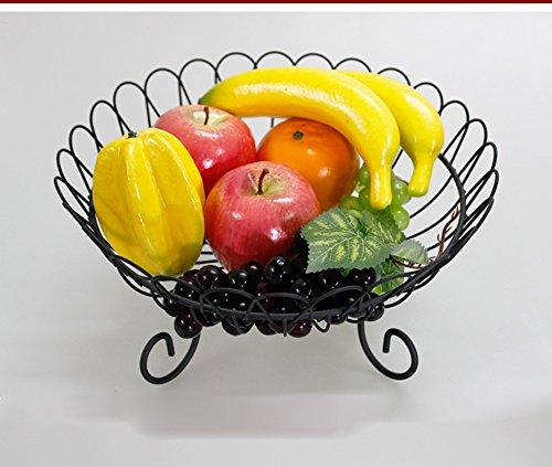 wysm retrò cesti creativo spuntino cesto di frutta europea di