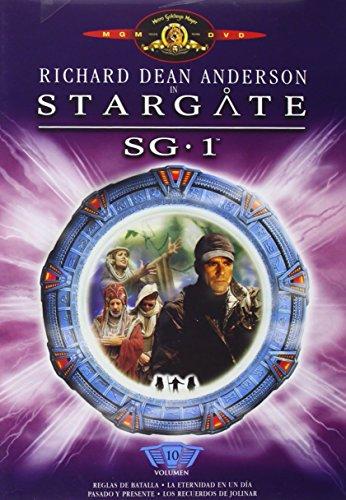 Stargate Sg-1 T3 Vol.10 (1*** Europe Zone ***, DVD/BluRay
