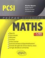 Mathématiques PCSI - 4e édition actualisée de Damin Walter