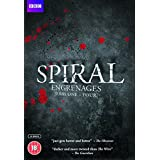 Spiral - Complete Series 1-4