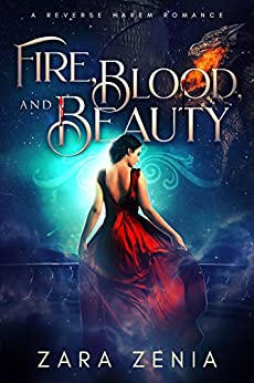 Fire, Blood, and Beauty: A Reverse Harem Romance (Vampire Dragon Shifter Reverse Harem Book 1) (English Edition)
