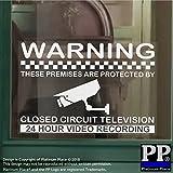 Platinum Place 6x locaux sont protégés par CCTV 24HR Camera-internal-security, DE signer, avis, maison, Avertissements, DISSUASION, sécurité, protection, alarme, lieux, Business,