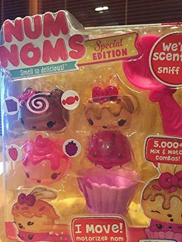 Preisvergleich Produktbild Num Noms Series 2 Special Edition Sparkle Pack Cupcake