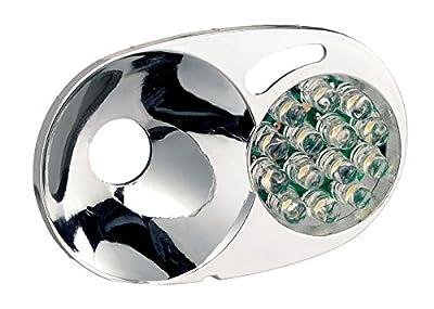 Petzl Hybrid-Reflektor modu'led 14 duo accessory, silber, Uni, E60970 von PEUVO|#Petzl bei Outdoor Shop
