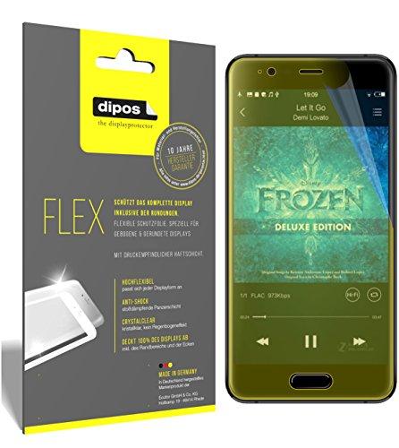 dipos I 3X Schutzfolie 100% passend für Blackview P6000 Folie (Vollständige Bildschirmabdeckung) Bildschirmschutzfolie