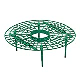 ypypiaol 5 Stücke Erdbeeranbau Unterstützt Pflanze Rack Anti-rot Balkon Garten Halter Werkzeug Nützlich 1#