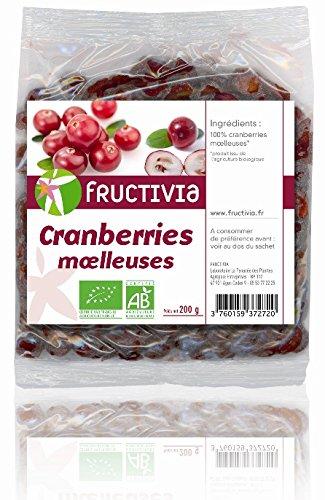 Cranberries moelleuses bio 200g