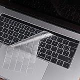 Se7enline Coque de Protection Ultra Fine en Silicone TPU pour MacBook Pro 13' 15' 17'...