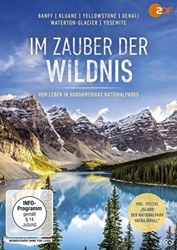 Vom Leben in Nordamerikas Nationalparks (2 DVDs)
