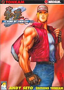 The King of Fighter Zillion Edition simple Tome 4