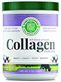 Best Collagen Types 1 & 3 Powders - Green Foods Hydrolyzed Collagen Powder Types 1 Review