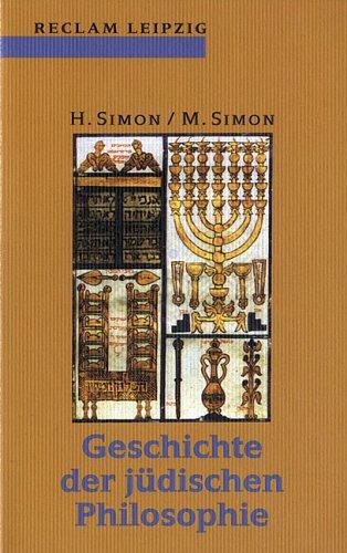 Geschichte der jüdischen Philosophie