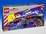 LEGO System 4560 Eisenbahn Personen- und Autoreisezug ohne Trafo