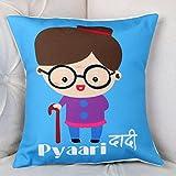 #5: Pyaari Dadi Cushion