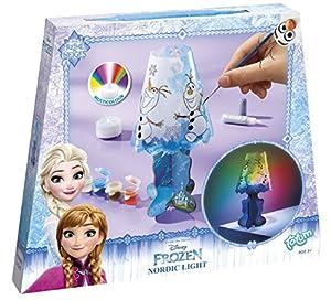 Disney Frozen - CREA tu lámpara (Totum 680135)