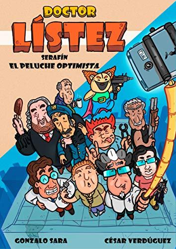 Calisto Lístez, más conocido como el doctor Lístez, se cree alguien importante en el mundo de la ciencia. Pero es solo porque tiene la autoestima muy alta.Su eterno contrincante Eugenio Géniez, más conocido como el doctor Géniez, si que es un científ...