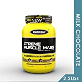 Big Muscles Xtreme Muscle Mass - 1 Kg (Milk Chocolate)