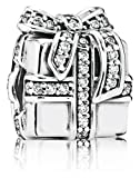 Pandora Cubic Zirconia 925 Silver Charms 791400CZ