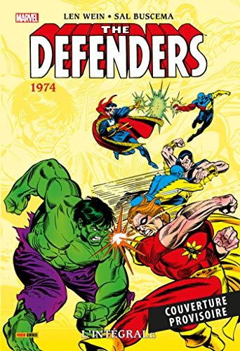 Defenders : L'intégrale T03 (1974-1975) par Len Wein,Steve Gerber,Sal Buscema,Jim Starlin,Gil Kane