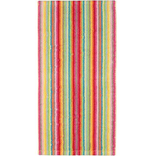 Cawö Home Life Style Streifen 7008 Handtuch 50x100 cm