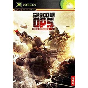 Shadow Ops – Red Mercury
