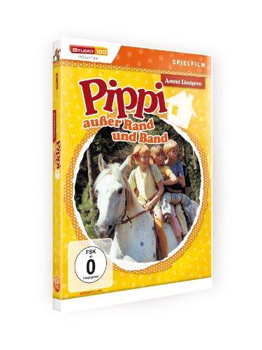 Astrid Lindgren: Pippi Langstrumpf außer Rand und Band - Spielfilm: Alle Infos bei Amazon