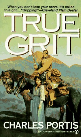 Book cover for True Grit