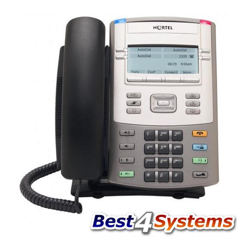 Avaya 1120e IP Deskphone, VoIP-Telefon (ntys03afe6) (Zertifiziert und Generalberholt) Avaya Voip-system