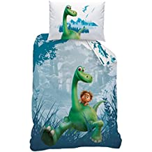 Disney The Good Dinosaur 043726Prehistoric Print de cama, algodón renforce, 140x 200+ 70x 90cm