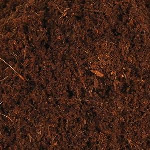 Emcke Kokosfaserhumus gepresst Substrat ergibt 120 Liter Terrarien Großpack