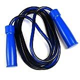 Velocidad Saltar plástico cuerda Crossfit comba Fitness gimnasio Entrenamiento MMA boxeo azul