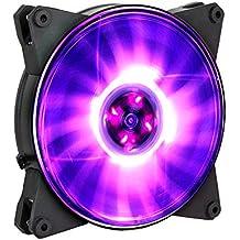 Cooler Master MasterFan Pro 140 Air Flow RGB Carcasa del ordenador Ventilador - Ventilador de PC (Carcasa del ordenador, Ventilador, 14 cm, 500 RPM, 800 RPM, 6 dB)