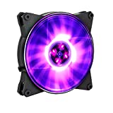 Cooler Master MasterFan Pro 140 Air Flow RGB Ventilateurs de boîtier 'RGB LED, 500 - 800 ± 10 RPM, 140mm' MFY-F4DN-08NPC-R1