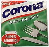 Tovaglioli Corona Supermor X50 33X33
