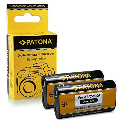 2x-batterie-kodak-klic-8000-ricoh-db-50-pour-kodak-easyshare-z612-z712is-z812is-z8612is-z1012-z1012i