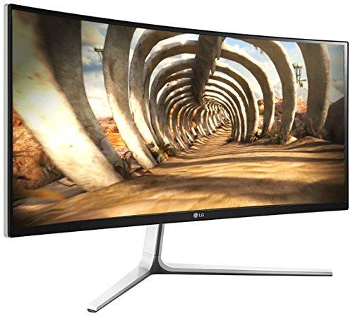 LG 29UC97C-B.AEU 73,7 cm (29 Zoll) Monitor (HDMI, USB, 5ms Reaktionszeit)