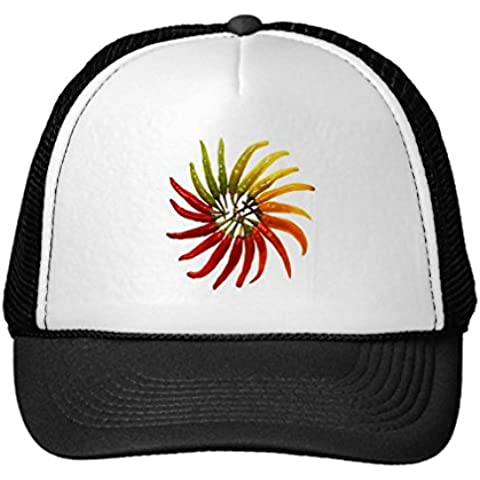 Funny Red Hot Chili Peppers Trucker Hat