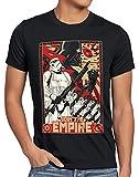 A.N.T. Join The Empire Herren T-Shirt Imperium sturmtruppen, Größe:XXL