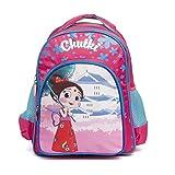 #7: Chhota Bheem Polyester 11 cms Pink Children's Luggage (GGSCB-CB35B)