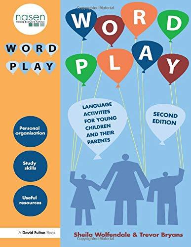 Word Play: Language Activities for Young Children (nasen spotlight)
