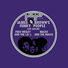 James Brown's Funky People Pt.1 [VINYL] [Vinilo]