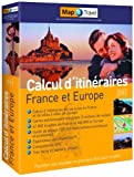 Map & Travel France + Europe 2002