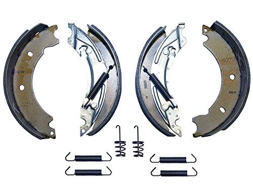 LAS 10703 Bremsbackensätze für Knott, S. Typenliste, 200 x 50