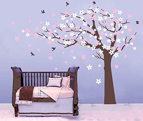 Sayala Adhesivo mural para habitación infantil, pegatinas, decoración para el cuarto del...