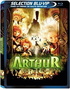 Arthur and the Invisibles (2006) ( Arthur et les Minimoys ) ( Arthur and the Minimoys ) (Blu-Ray)