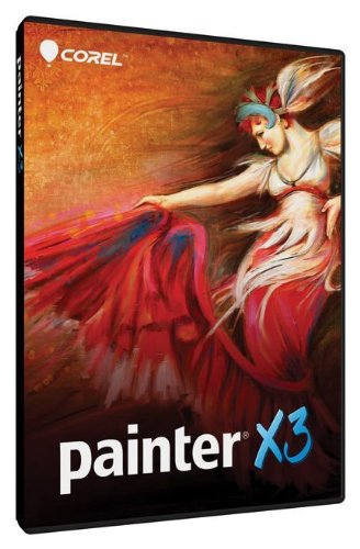 Corel Painter X3 engl. Mac/Win Upgrade