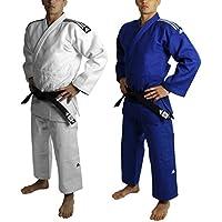7ec61d41059 Kimono de judo adidas IJF 2015 Champion II blanc 730 gr/m2