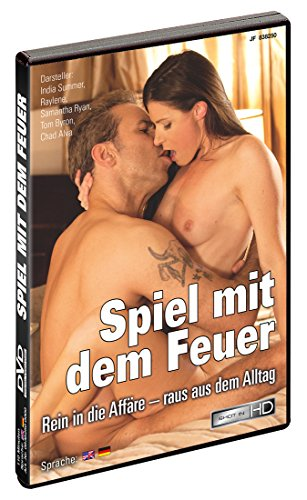 Spiel mit dem Feuer - Erotik-Film für Paare und Frauen - in den USA mehrfach ausgezeichnet! Deutscher/englischer Ton. HC-DVD, ca. 110 Minuten.