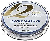 Daiwa Saltiga 12 Braid 0.30mm 30,7kg 600m MC Geflochtene Schnur
